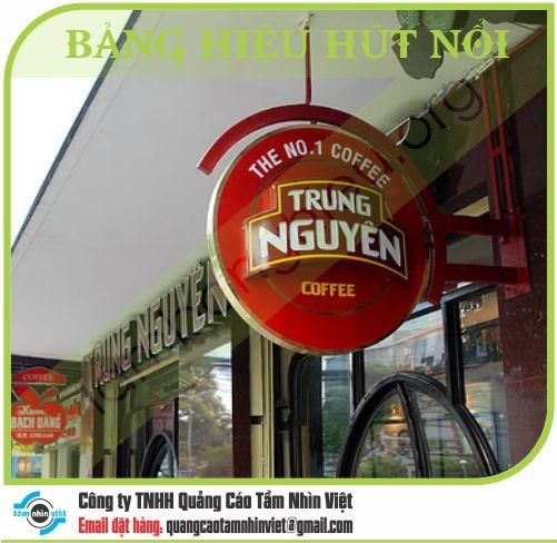 Làm bảng hiệu Đường Nguyễn Thị MInh Khai