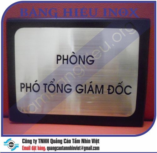 Làm bảng hiệu Đường Võ Văn Kiệt