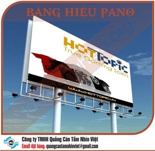 Mẫu bảng hiệu Pano-Billboard 001 – 010