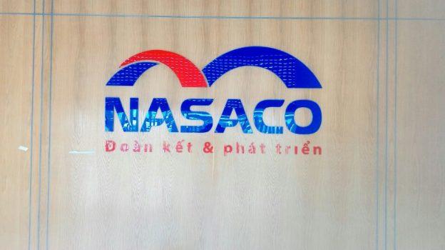 Thiết kế Backdrop đẹp tại Cty quảng cáo Tầm Nhìn Việt.